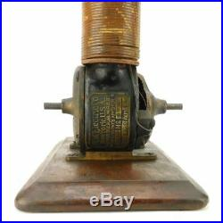 1898 C&C Early Electric Bipolar Utility Motor 14 Volts Antique Electrical