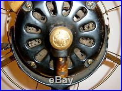 1901 Antique General Electric 3 Speed Fan