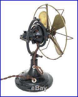 1926 VERITYS ZEPHYR ANTIQUE ELECTRIC FAN