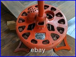 1930s 40s Emerson Electric Ceiling Fan W Blades Antique