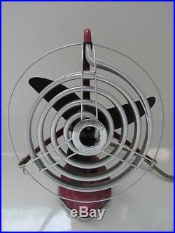 1930s ART DECO DRAGONFLY STREAMLINE DESKFAN GERMANY RAYMOND LOEWY MACHINE AGE