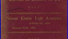34 General Electric GE CATALOGS Antique FAN Dynamo Motor Socket Meter LAMP Bulb