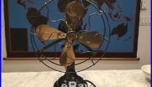 American Electric Fan Co. Roller Coaster antique electric fan 10