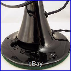 Antique 71666 Emerson Fan 3 Speed, 6 Brass Blades, Restored LOOK