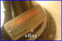 Antique 8 MENOMINEE Electric Fan