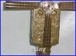 Antique Art Deco 1910 Zephyr Paris. Mechanical fan. See vidéo