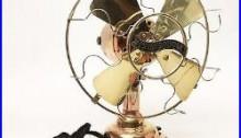Antique Brass Westinghouse Fan