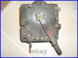Antique Century brass blade oscillating electric fan 5 speed switch