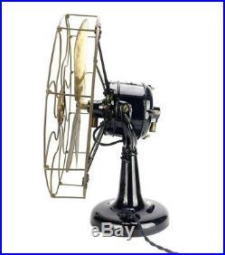 Antique Circa 1905 16 Westinghouse Tank Motor Desk Fan