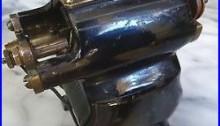 Antique ELECTRIC MOTOR PORTER MOTOR No. 4 KENDRICK & DAVIS Fan Jewelers Motor