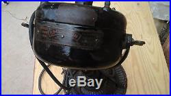 antique emerson electric motor cast iron no 135009 type