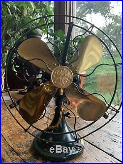 Antique Electric Fan GE 34017