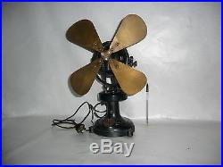 Antique Electric Fan, MARELLI, MARTINOT below see vidéo