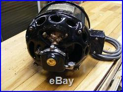 Antique Electric Motor CENTURY REPULSION START INDUCTION 1/6 MOTOR S/PHASE