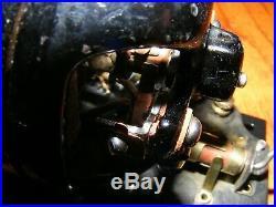 Antique Electric Motor KNAPP LEADER 1910