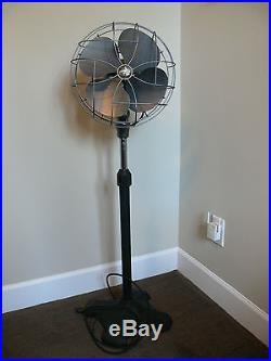 Antique Emerson Pedestal Fan 77646aw Antique Electric Fan