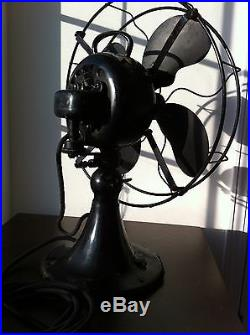 Antique Emerson fan