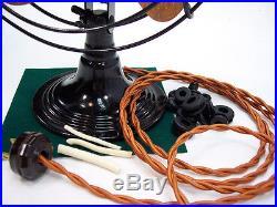 Antique Fan Restoration Kit Vintage rewire GE Emerson Dayton Westinghouse