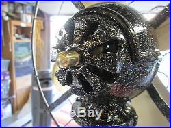 Antique Fan Vintage Fan Antique Brass Blade Fan Old Non Electric Lakebreeze Fan