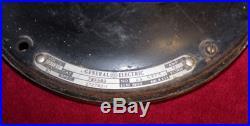 Antique GE 3-Speed Oscillating Fan