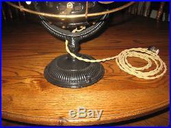 Antique G. E. Brass Blade Fan 1905-06