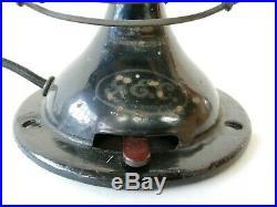 Antique Gec Electric Fan Fully Refurbished Original 1920's