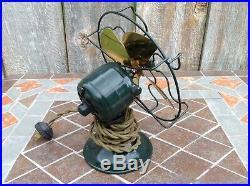 Antique General Electric model F Series Fan Whiz