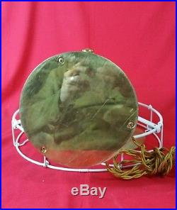 Antique Hunter 12 Tole Painted Fan