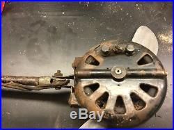Antique JP Seeburg Piano Co Fan-propeller Style