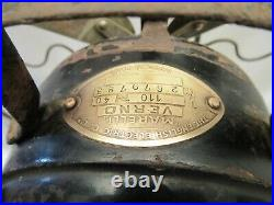 Antique Marelli Fan Table The English Electric Company Ltd Verno Collectibles 3