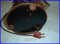 Antique Oscillating Fan Super Blue Line