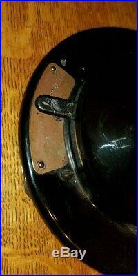 Antique Peerless Electric Fan 3 Speed Brass articulating fan original Working