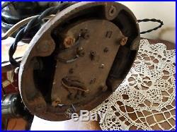 Antique R&M 16 Fan 1411 Brass Blade & Cage