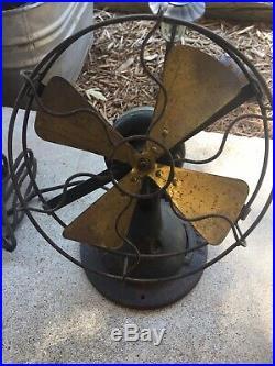 Antique Racine Fan The Freezer