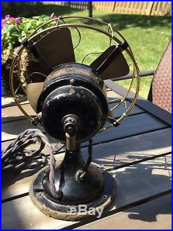 Antique Robbins & Myers 6 Electric Fan