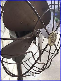 Antique Tall Art Deco Westinghouse Fan