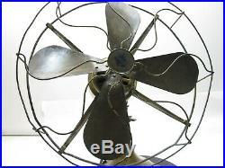 Antique Vintage 16 Graybar Fan Western Electric