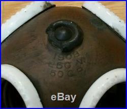 Antique Vintage Benjamin Cluster 4 HOLE SOCKET Brass Porcelain Electric Fan Lamp