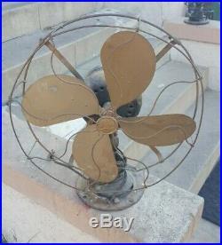 Antique Vintage Electric Fan (EMERSON) 21848