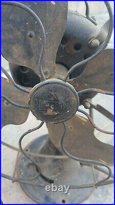 Antique Vintage Electric Fan (EMERSON) 29646