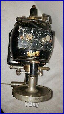 Antique Vintage Electric Victor Motor Rheostat Dental Compressor Early Original