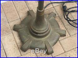 Antique Vintage GE floor fan 16 Vortalex Pedestal