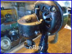 Antique Vintage Tigre Toilet Bowl /GEC Freezor Witton Electric Fan 16 in