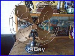 Antique Vintage Verity´s Orbit Electric Fan made in England
