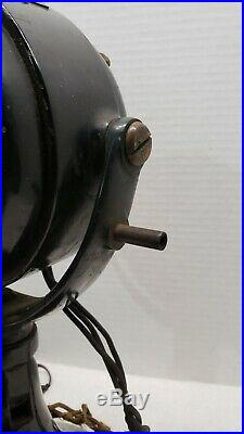 Antique Vintage Westinghouse (NOT GE) SIDEWINDER Project Electric Fan 16 Inch