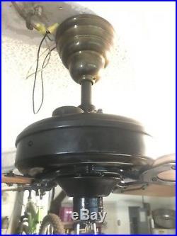 Antique Westing House Ceiling Fan