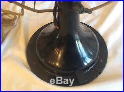 Antique Westinghouse 12 Brass Fan Pat. Date 1906 1910