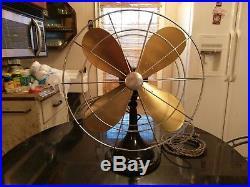 Antique Westinghouse 16 3 Speed Fan 100% restored