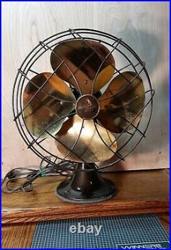 Antique emerson fan Antique emerson 6250 fan old retro fan