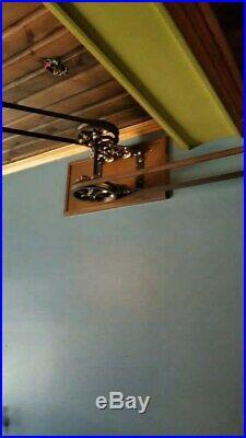 Antique fan system